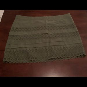 NWT GAP skirt